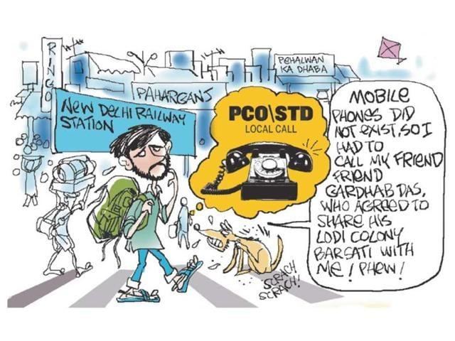 Jayanto Banerjee,hindustan times,comic strips for children