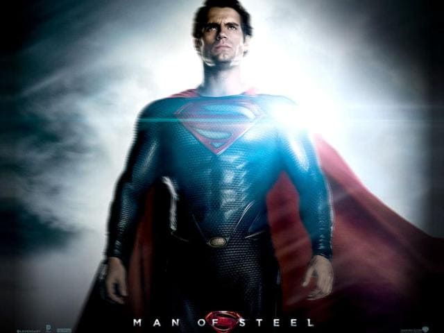 Henry Cavill,Superman's red cape,Man of Steel