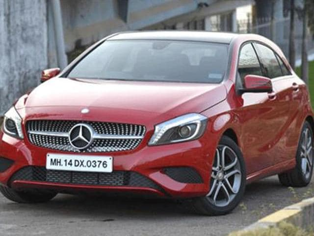 Mercedes-A-class-gathers-400-bookings