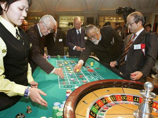 casino,Takeshi Iwaya,Osaka