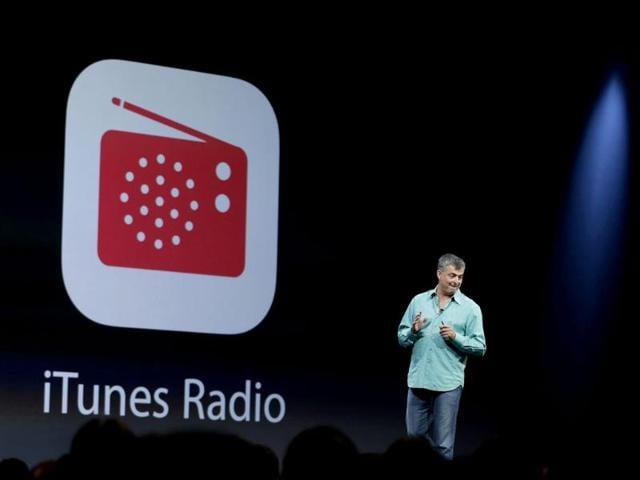 iTunes Radio Service