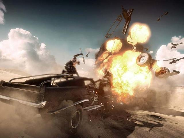 Mad Max,Electronic Entertainment Expo presentation,Sony