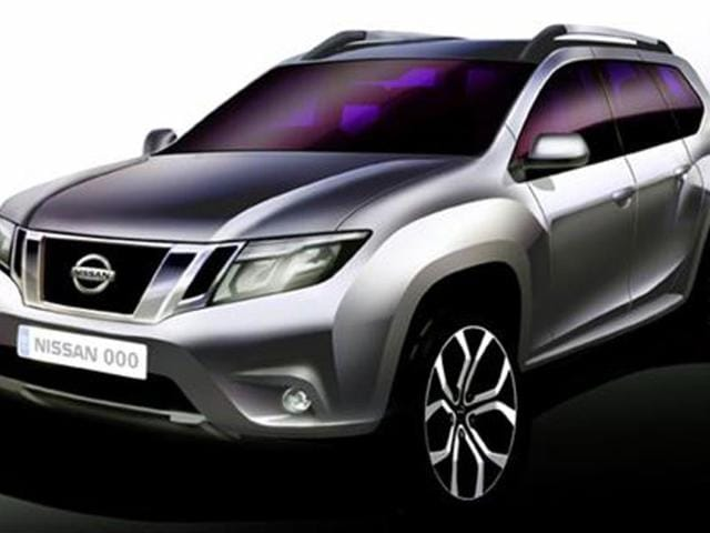 nissan terrano price in india