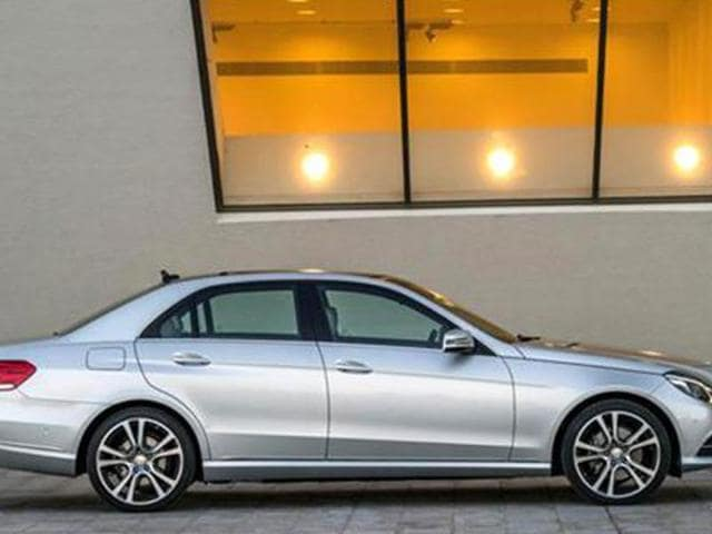 Mercedes E-Class facelift to come with two engine options.