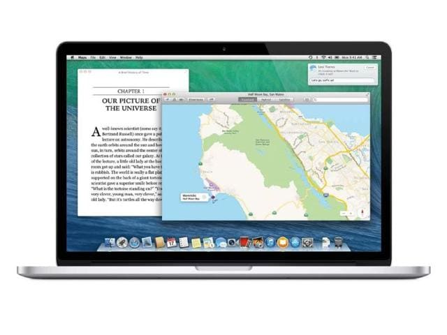 The-latest-version-of-OSX-promises-200-new-features-including-an-integrated-maps-app-that-syncs-across-calendar-and-email-and-across-Apple-devices-Photo-AFP