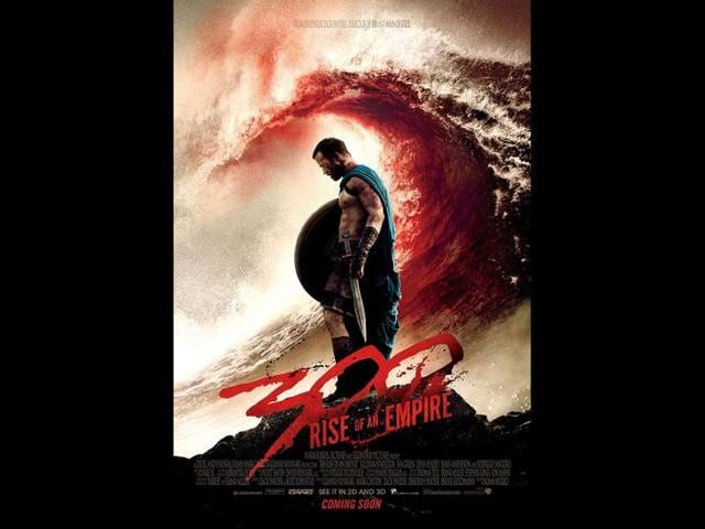 300: Rise of an Empire is a hit