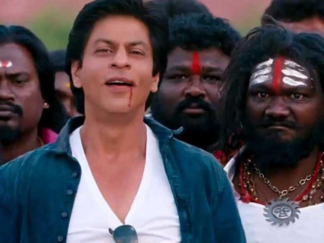 Injured Shah Rukh Khan won't perform at music launch for Chennai Express
