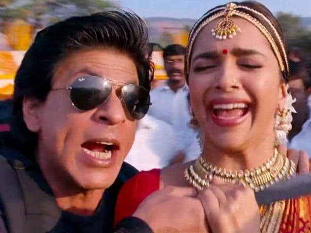 Chennai Express,Once Upon A Time In Mumbai 2,clash