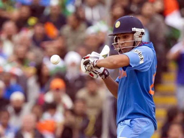 Rohit Sharma,tackling the new ball,Champions Trophy