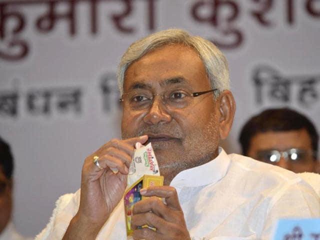 Nitish Kumar,JD(U)-BJP split,JD(U) trust vote