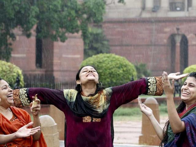 monsoon in delhi,early monsoon for delhiites,news