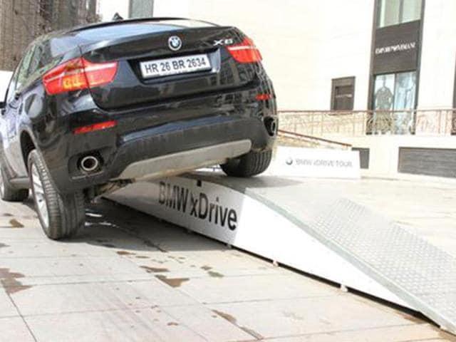 BMW organises X Drive event at Delhi