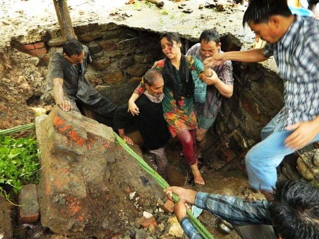 Deep Joshi,uttarakhand floods,hindustan times