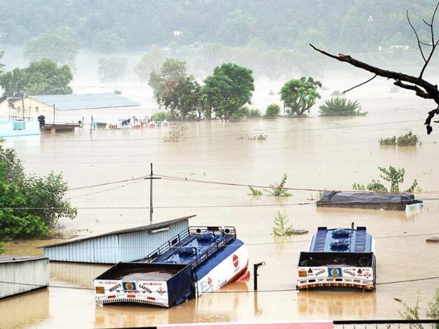 UTTARAKHAND FLOODS,DISASTER MANAGEMENT,vijay bahuguna