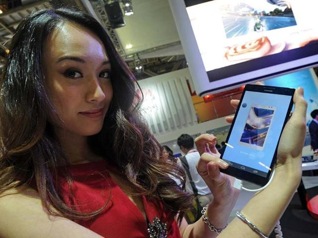 Huawei,Ascend P6,Apple