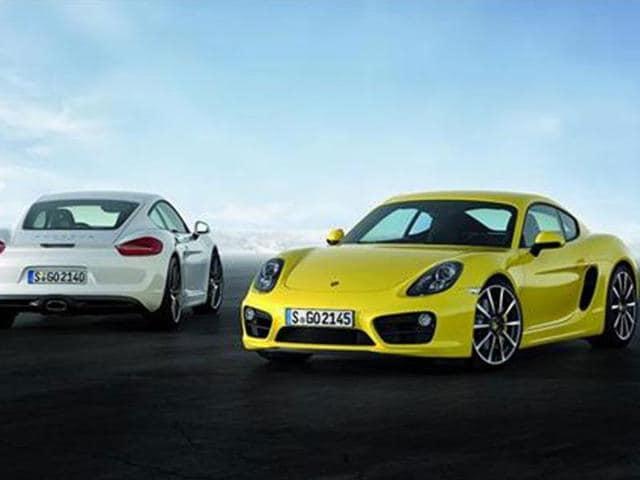 Porsche-launches-Cayman-S