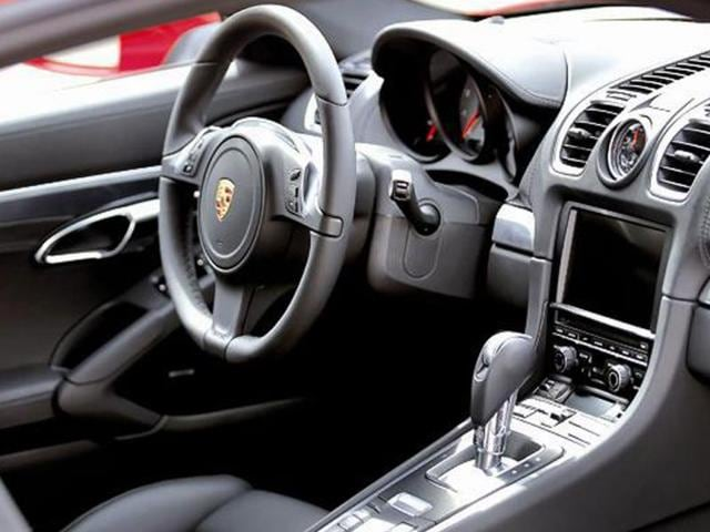 New Porsche Cayman S review, test drive