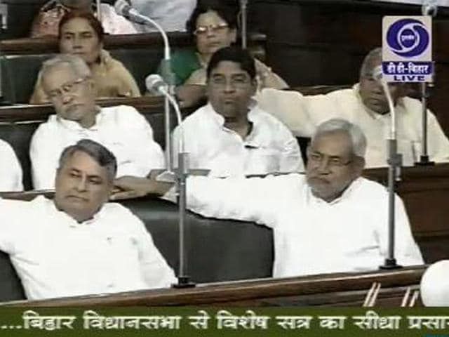 Nitish-Kumar-looks-on-during-the-trust-vote-in-the-Bihar-Assembly-Picture-courtesy-DD-news-Bihar