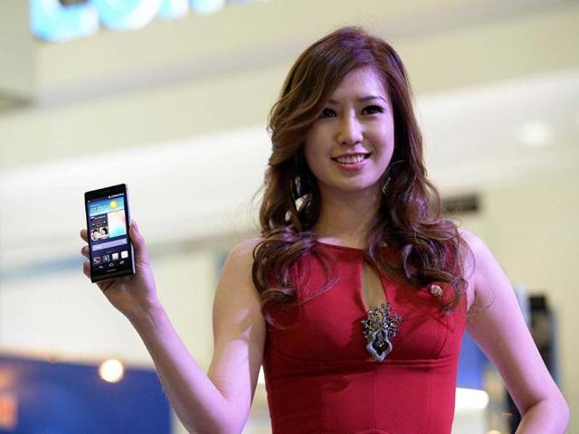 Huawei,Ascend P6,smartphone