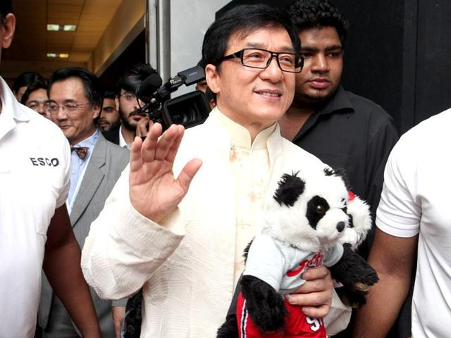 Jackie Chan,China Film Festival,inaugurate