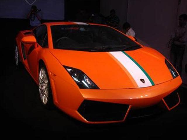 Lamborghini launches limited edition Gallardo for India