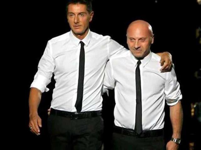 Domenico Dolce,Stefano Gabbana,Dolce and Gabbana