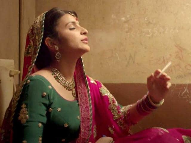 Parineeti Chopra,Shuddh Desi Romance,promote