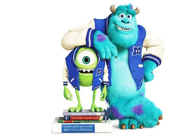 Monsters University,Critics' review,Billy Crystal