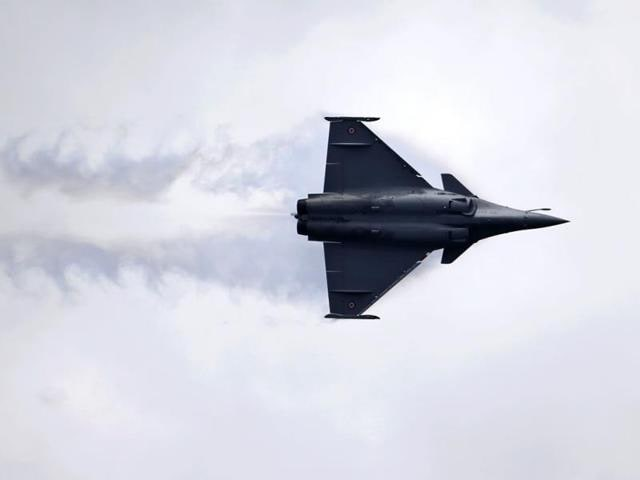 A-panel-was-constituted-to-work-out-the-modalities-such-as-price-and-offset-for-the-purchase-of-36-Rafale-fighter-jets-from-France-AP-Photo