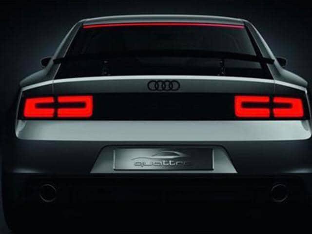 Audi Quattro coupe to return next year