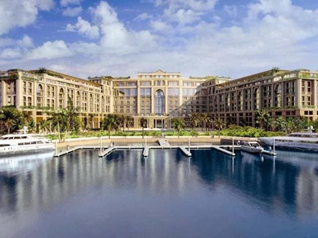 Palazzo Versace,Dubai,Queensland