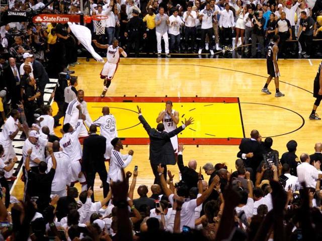 Miami Heat,NBA,San Antonio Spurs