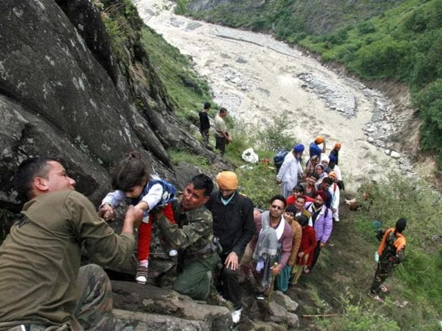 uttarakhand floods,uttarakhand rescue operations,Nihi Sharma Sahani
