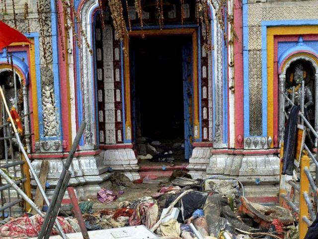 kedarnath,uttarakhand floods,temple