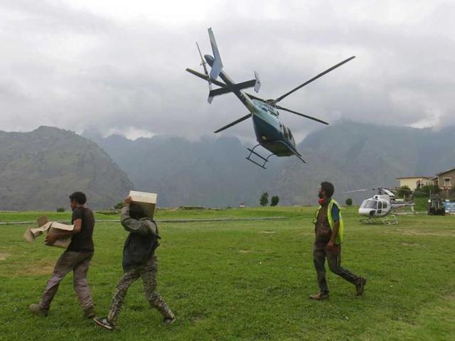 Mi-17V5 chopper crash,Uttarakhand,Uttrakhand rescue