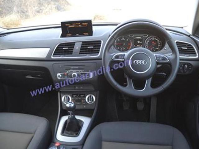 Audi Q3 Sport coming soon