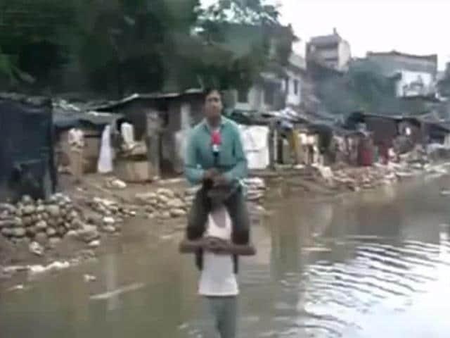Narayan Pargaien,uttarakhand floods,news express