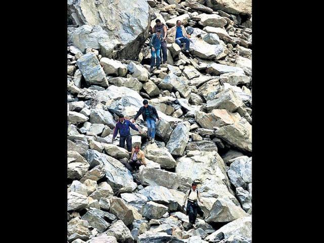 Uttarakhand floods,BRO,BRO personnel