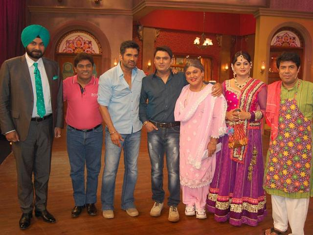 comedy shows,Comedy Nights with Kapil,Sunil Grover