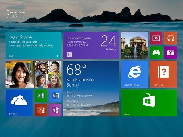 Windows 8.1,Steve Ballmer,Microsoft