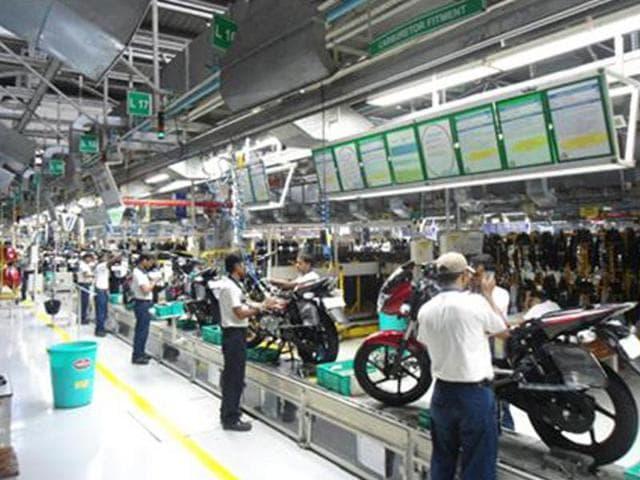 Bajaj-Chakan-factory-on-strike