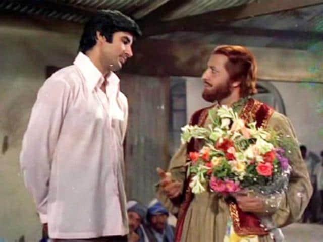 Amitabh-Bachchan-and-Pran-in-a-still-from-Zanjeer-1973