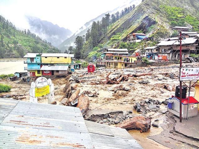 Uttarakhand floods,Dehradun,Vijay Bahuguna