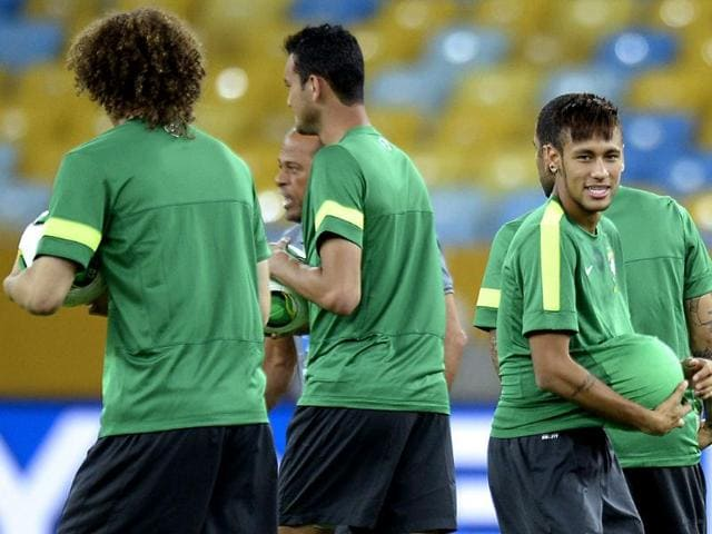 Neymar,best player of the Confederations Cup,brazil