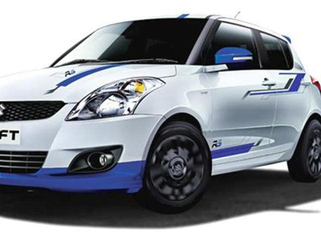 Maruti-launches-limited-edition-Swift-RS