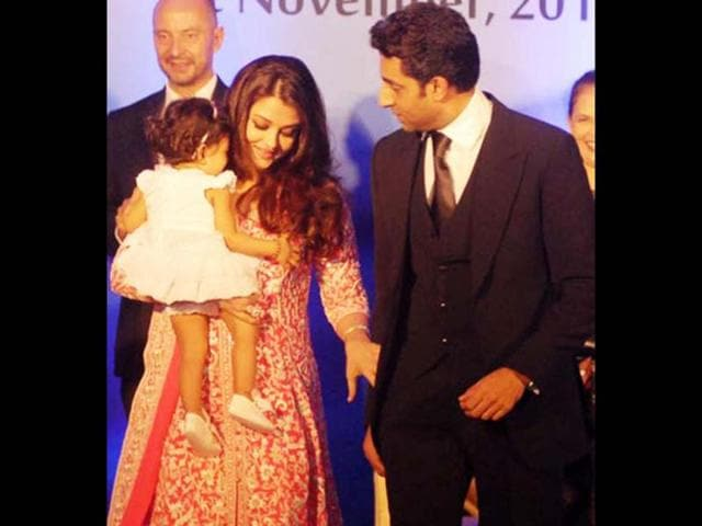 Aishwarya and Abhishek are known for being secretive about daughter Aaradhya. Maybe things will change?