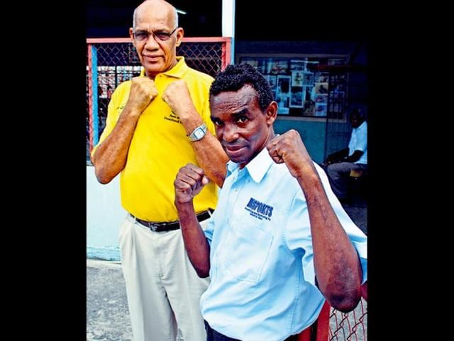 Cricket an extension of boxing for coach Goodison