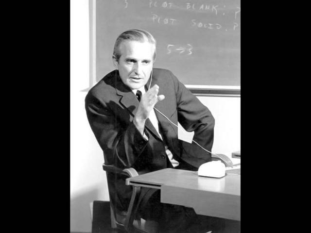 mouse,Engelbart,dies