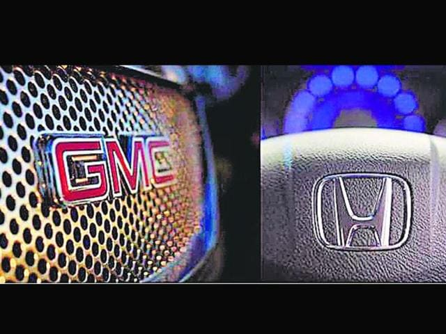 General Motors,Honda,hydrogen fuel cell