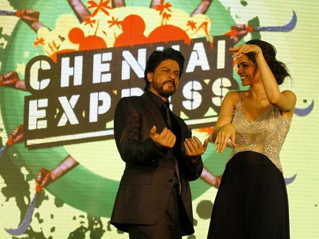 Shah Rukh Khan,Chennai Express,Peru
